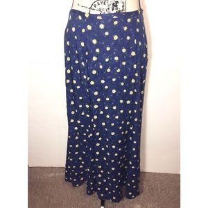 Stonebridge Floral Maxi Skirt